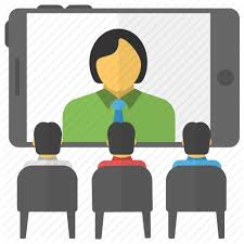 Online chat, remote chat, video chat, video conferencing, virtual ...