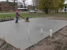 site prep shed foundation info