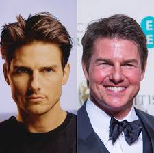Tom Cruise literally doesn't age : moviescirclejerk