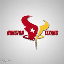 Texans Rockets Logos