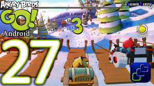 Angry Birds GO Android Walkthrough - Part 27 - NEW Update Sub Zero ...