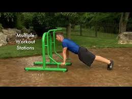 stamina outdoor fitness multi use