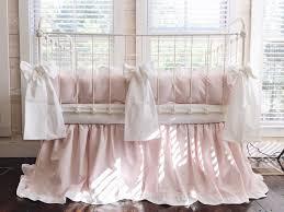 baby girl bedding set ruffled crib