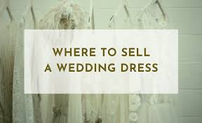 20 places where to sell wedding dress fast