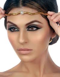 egyptian eye makeup create an