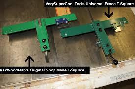Artefactos Utiles El Lujo Necesario Diy Biesemeyer System Tools