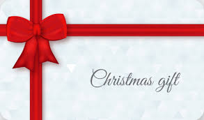 Christmas Gift Card – Rebeka Kahn Artwear