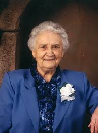 Obituary of Eleanor Johnson   Welcome to McCaw Funeral Service Ltd....
