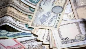 Image result for pics of dollor currency with nepali currency