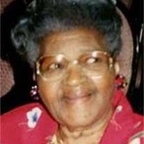 Obituary of Priscilla Walters   D.M. Williams Funeral Home, Inc.   ...