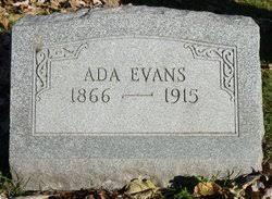 Ada Evans Carter Shearer (1866-1915) - Find A Grave Memorial