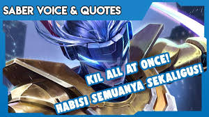 alpha mobile legends sayings