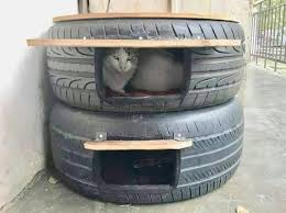 diy outdoor cat houses for your fur es