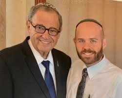 Jerry and Adam Meyer - The 5 Towns Jewish Times