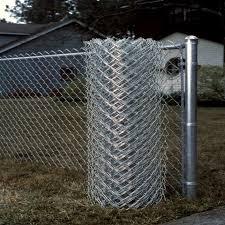 4 Ft X 50 Ft 11 Gauge Galvanized Steel Chain Link Fence Wire Mesh Buy Galvanized Chain Link Fence Galvanized Steel Fence Fence Wire Mesh Product On Alibaba Com