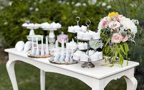 wedding party table remar