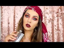 2020 pirate makeup tutorial