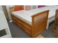 second hand double beds bed frames