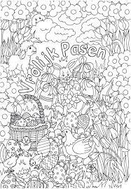 3 Pasen Kleurplaten Noagecolouring Suuz Kleurplaten Kleurboek
