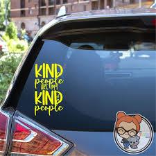 Tca Kindness Vinyl Decals Stickers