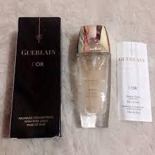 guerlain l or base makeup health