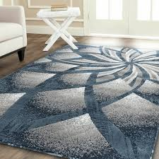 ebern designs kimbrel new modern blue