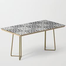greek key pattern coffee table