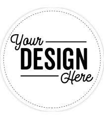 Design Custom Printed Full Color 4 In Circle Vinyl Decals Online At Customink