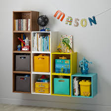 Shop Cube Cubby Wall Shelf Our Small Cubby Wall Shelf Connects To Various Modular Pieces In Our Cubby Wall Shelf Co Cube Wall Shelf Wall Cubbies Wall Shelves