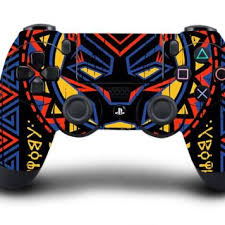 Custom Design Protective Cover Sticker For Ps4 Controller Skin For Playstation 4 Pro Slim Decal Ps4 Skin Sticker Accessories Shop The Nation