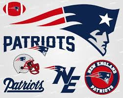 New England Patriots Face Vinyl Decal Stickers Made In Usa