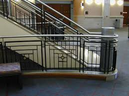 Stainless Steel Railing 35193 Couturier Iron Craft Bar Indoor For Stairs