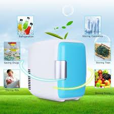 Tủ lạnh mini hộ gia đình và xe hơi Vega Car Cooler - 4Lít (Trắng) - Tủ lạnh
