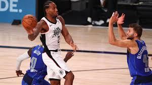 Clippers vs Mavericks score, takeaway: Paul George leads Los Angeles to a  tie-break win over Dallas in Game 5
