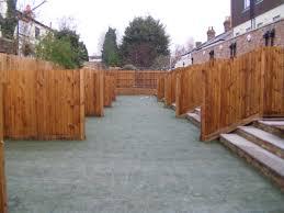 Fencing Buckinghamshire Landscape Gardeners