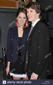 """LOS ANGELES, CA. March 10, 2009: Spencer Treat Clark & girlfriend Emily at  the world premiere of his new movie """"The Last House on the Left"""" at the  Arclight Theatre, Hollywood. ©"""