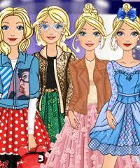 barbie disney fashion line game