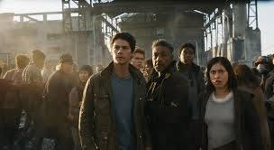 Maze Runner 3 Trailer Reveals Dylan O'Brien in The Death Cure