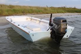 inlet runner 16 plywood garvey fishing boat