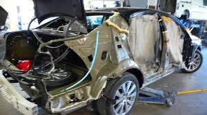 lnc auto frame repair suspension