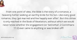 j david pawson quote about bible good r ce story