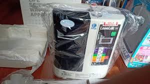 Máy lọc nước ion kiềm ( Kangen ) Leveluk DX của Enagic Nhật bản. Mới 100%  chưa sử dụng - YouTube