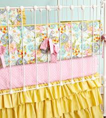 fl baby bedding mustard yellow baby