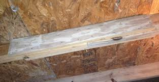 how to splice a joist or rafter blue