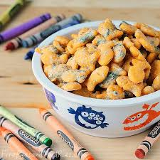 ranch goldfish ers fireflies and