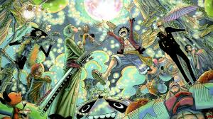 46 one piece wallpaper 1366x768 on