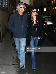 Flavio Briatore and his wife Elisabetta Gregoraci are sighted... News Photo  - Getty Images