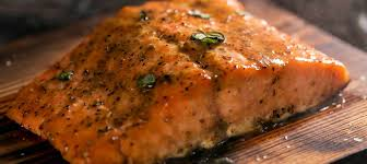 Grilled Salmon With Rice Vinegar Recipe ...