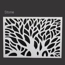 latan 70100 backlit wall art stone