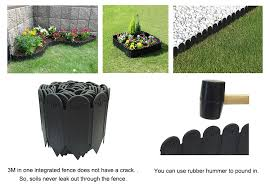 Japan Great Quality Garden Roll Border Edging Plastic Flower Fence For Sale Buy Garden Plastic Flower Fence Garden Fence Roll Garden Border Edging Product On Alibaba Com
